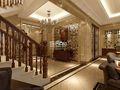 豪华型140平米别墅法式风格楼梯装修效果图