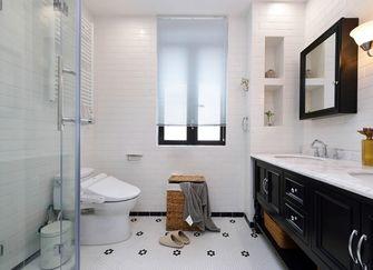 90平米三室两厅北欧风格卫生间图