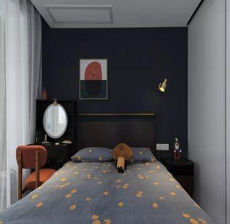 50平米一居室混搭风格卧室装修效果图