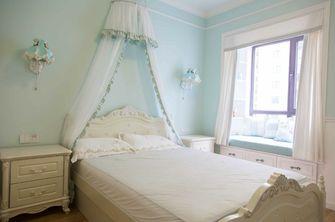70平米一室一厅混搭风格卧室装修图片大全