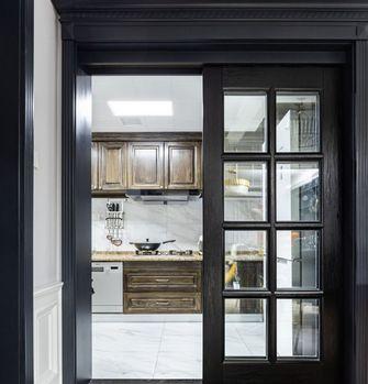 90平米三英伦风格厨房图片大全