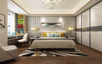 130平米四中式风格卧室欣赏图