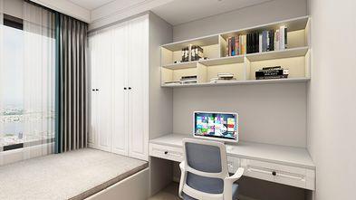 80平米三新古典风格卧室装修图片大全
