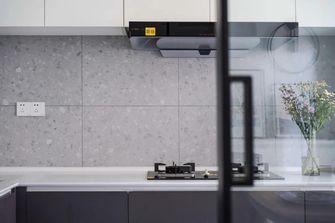 110平米四现代简约风格厨房图