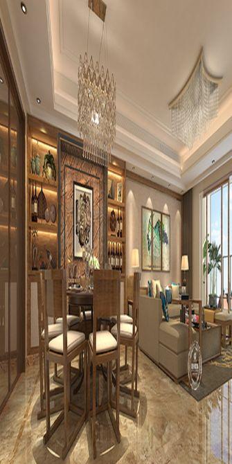 140平米四东南亚风格餐厅欣赏图