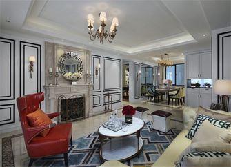 豪华型140平米四新古典风格客厅装修效果图