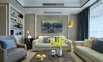 30平米以下超小户型混搭风格客厅装修图片大全