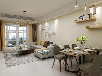 140平米三室两厅宜家风格阁楼图片大全