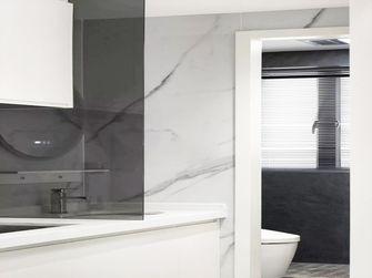 50平米小户型现代简约风格卫生间图片