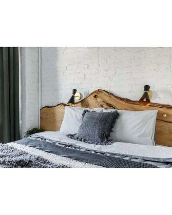 40平米小户型东南亚风格卧室装修图片大全