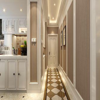 130平米三室两厅欧式风格走廊图片大全