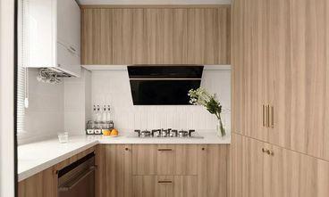 100平米三日式风格厨房装修案例