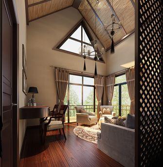 豪华型140平米别墅东南亚风格阳光房装修效果图