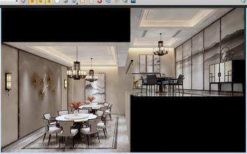 null风格餐厅设计图