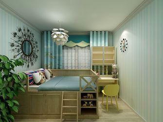 100平米三室两厅混搭风格儿童房装修效果图
