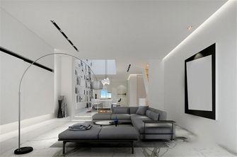 140平米别墅田园风格客厅装修效果图