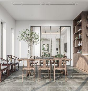 140平米三田园风格餐厅装修图片大全
