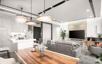 20万以上140平米四混搭风格客厅效果图