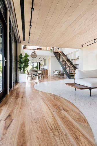 140平米别墅宜家风格楼梯间图片