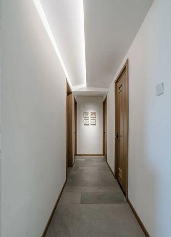 130平米三日式风格走廊设计图
