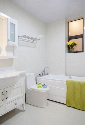 120平米四室两厅现代简约风格卫生间图片