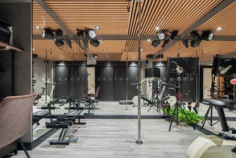 140平米一室两厅美式风格健身室图