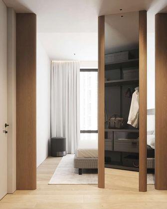 60平米公寓现代简约风格衣帽间图