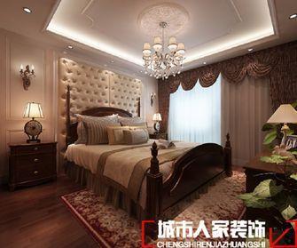 140平米四欧式风格卧室设计图