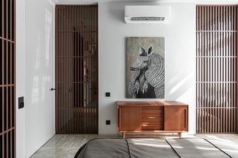 60平米公寓英伦风格卧室效果图