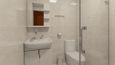 60平米中式风格卫生间装修效果图