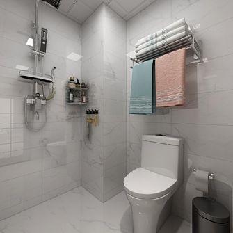 90平米三室三厅北欧风格卫生间欣赏图