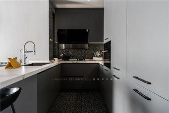 60平米一室两厅混搭风格厨房装修案例
