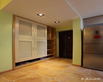 60平米混搭风格走廊设计图