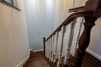 10-15万140平米复式美式风格楼梯装修图片大全