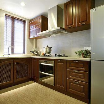 120平米三室两厅东南亚风格厨房装修案例