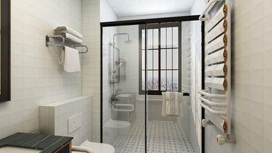 90平米一室两厅中式风格卫生间图