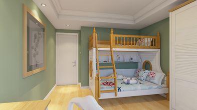 140平米四地中海风格儿童房图片