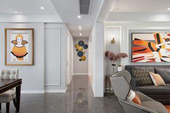 130平米三美式风格走廊图片大全