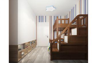 80平米欧式风格儿童房装修图片大全
