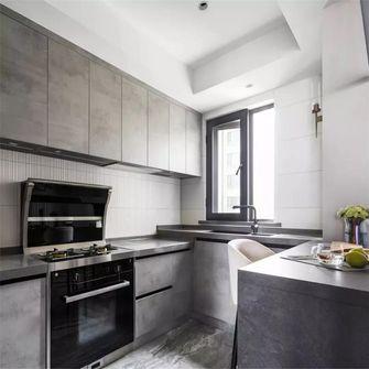 130平米三室两厅混搭风格厨房效果图