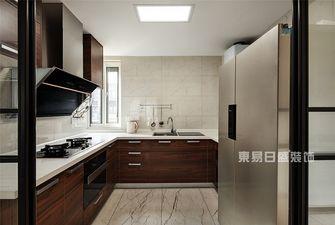 3-5万140平米别墅中式风格厨房图