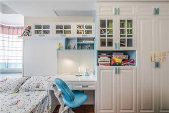 140平米三室两厅中式风格儿童房图