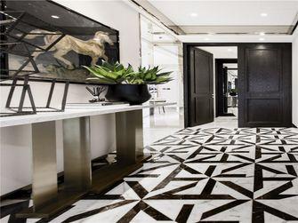 100平米三室一厅东南亚风格餐厅图