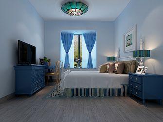 110平米四室两厅地中海风格卧室效果图