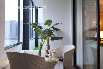 140平米四室三厅欧式风格阳台图片
