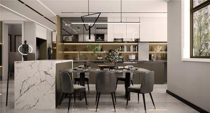 140平米三室两厅其他风格餐厅图片