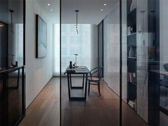 130平米三室一厅现代简约风格走廊图