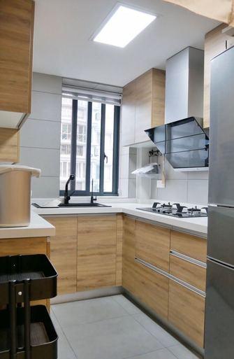 90平米三日式风格厨房欣赏图
