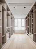 140平米三室两厅日式风格衣帽间装修案例