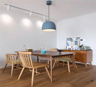 70平米一室一厅混搭风格餐厅设计图